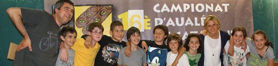 16è Campionat d'Aualé de Catalunya