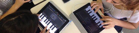 Els iPads ja són pianos, guitarres i bateries