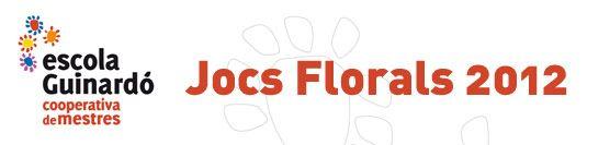 Guanyadors dels Jocs Florals 2012