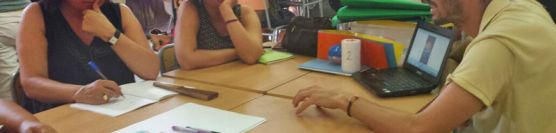 Participació a les Jornades Matemàtiques d'estiu de Rosa Sensat