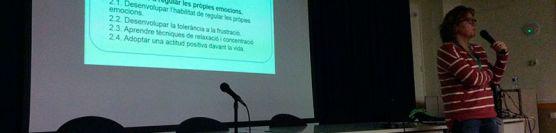 L'Escola Guinardó convidada per la UB a explicar el programa d'educació emocional
