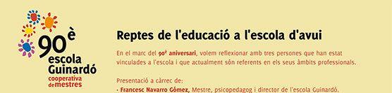 Taula Rodona: Reptes de l'educació a l'escola d'avui!