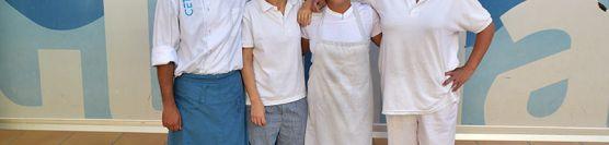 Novetats a l'equip de cuina