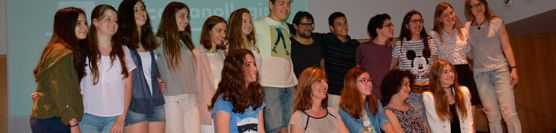 Les biblioteques premien la participació dels alumnes de 3r d'ESO al concurs #recomanollegir