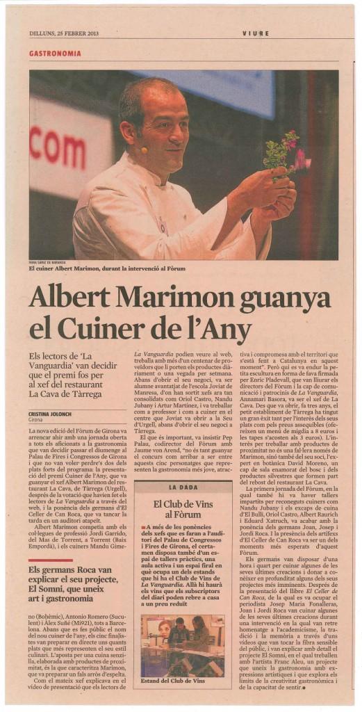 Albert Marimon