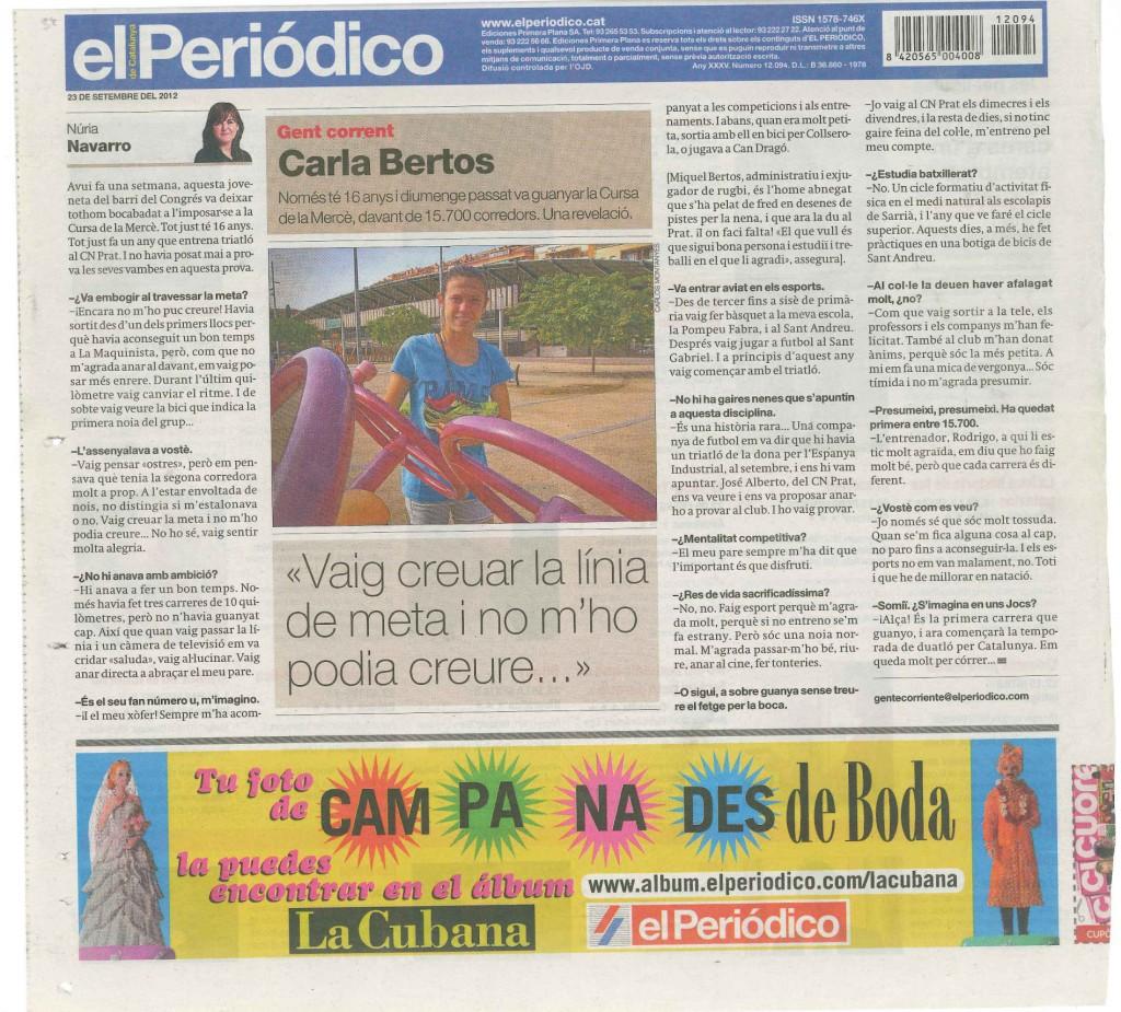 Carla Bertos