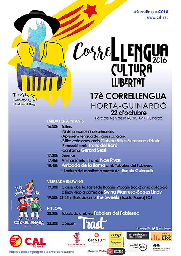 Correllengua 2016